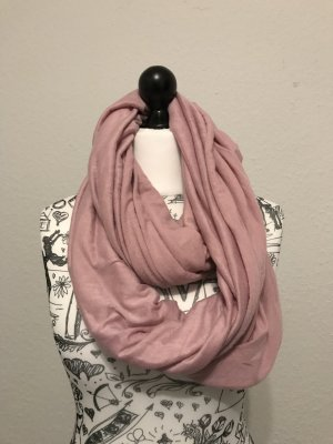 Bufanda tubo rosa neón-rosa