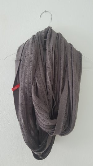 Esprit Knitted Scarf grey