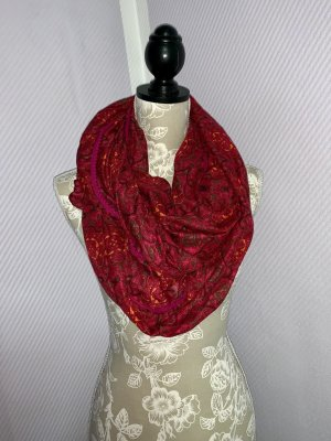 Pieces Snood rood