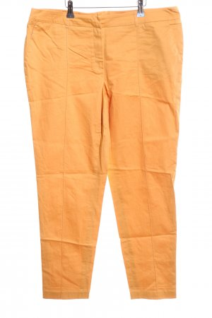 Looxent Stoffhose hellorange Casual-Look