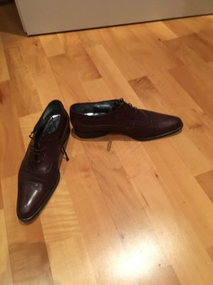 Lorenzo Banfi Business Shoes dark brown
