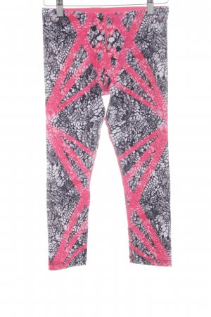 Lorna Jane Active Leggings Allover-Druck sportlicher Stil