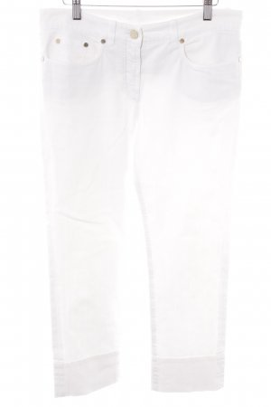 Loro Piana 7/8 Jeans weiß Casual-Look