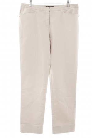 Loro Piana Chinohose beige Business-Look