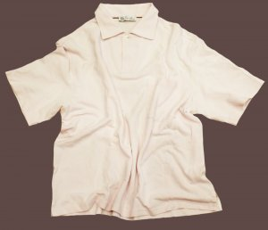 LORO PIANA POLO - SHIRT kurzarm rose Gr. 44 / 46