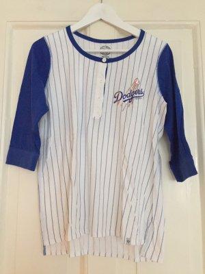 Los Angeles L.A. Dodgers Baseball Shirt Longsleeve - M