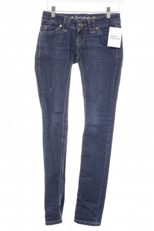 Lost in Paradise Skinny Jeans blau Casual-Look