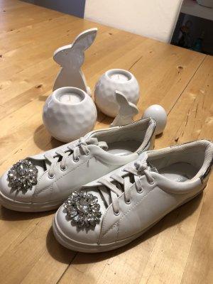 Lost Ink Schuhe mit Diamant Details 39