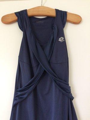 Lotto Tenniskleid in dunkelblau - neuwertig!