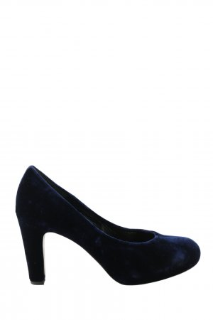 Lottusse Loafers blauw zakelijke stijl
