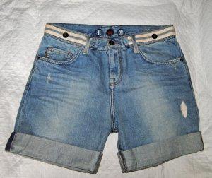 LOTUS  Destroyed Jeans Hot Pans 28