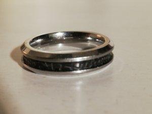 Lotus Ring black