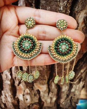 Lotusdesign earrings