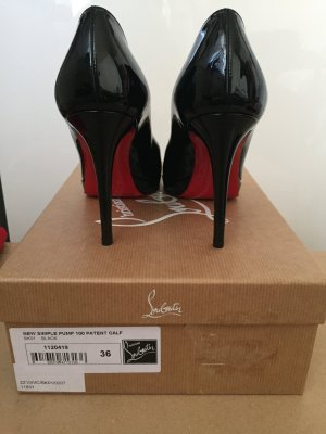 Louboutin New simple Pumps 100