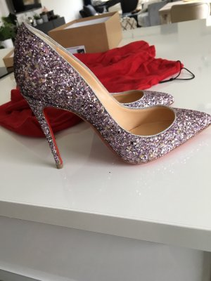 Louboutin Pigalle Follies Glitter