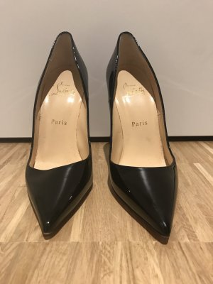 Louboutin Pigalle Patent