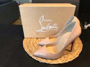 Louboutin Pumps Nude
