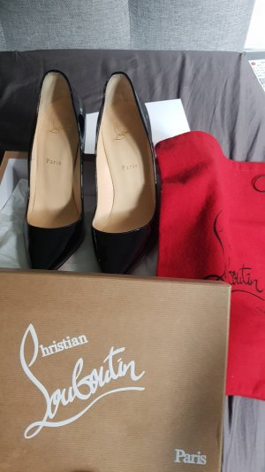 Louboutin So Kate 120mm