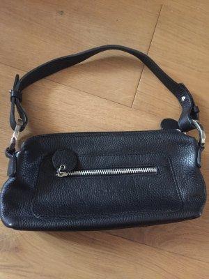 low cost b1e22 31c3d Loubs Handbag silver-colored-black