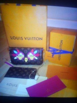 Louis Vuitton Sac de soirée bronze-rose