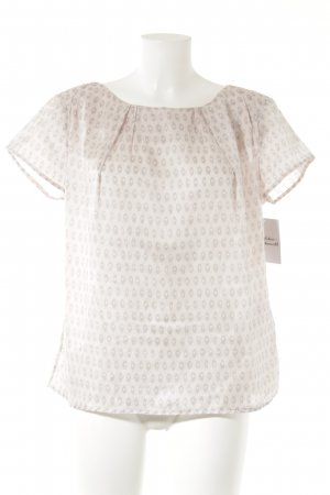 Louis and me Seidenbluse rosé-taupe Herzmuster Casual-Look
