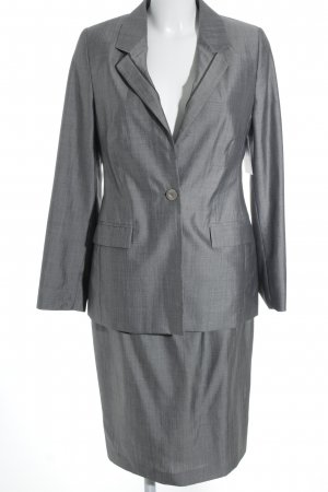 Louis Feraud Business-Anzug grau Business-Look