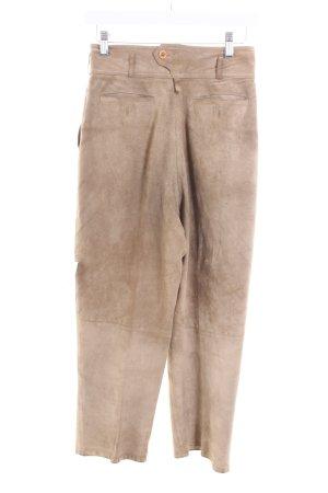Louis London Pantalon bavarois chameau style classique