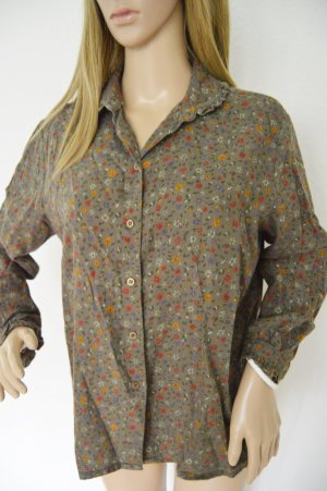 Louis London Vintage Bluse gr.42 blumen