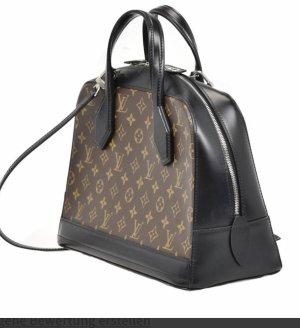 Louis Vuitton Sac bandoulière cognac-noir