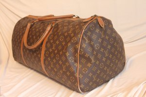 LOUIS VOUITTON Keepall 55 Monogram (MI 1911)