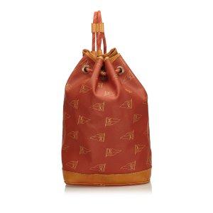 Louis Vuitton Rugzak rood Chloorvezel