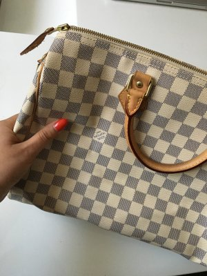 Louis Vuitton 35 Damier Azur
