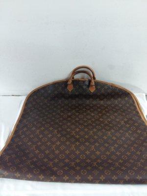 Louis Vuitton Suit Bag brown synthetic material