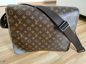 Louis Vuitton Abbesses Messenger Tasche