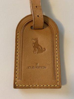 Louis Vuitton Adressanhänger Hund