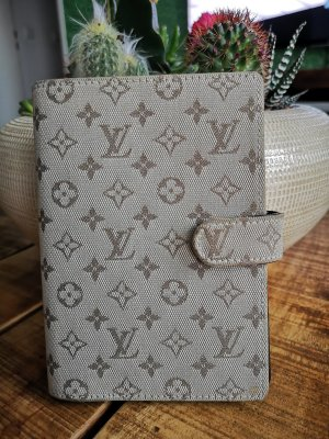Louis Vuitton Estuche color oro