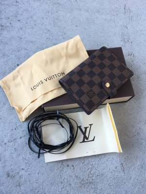 Louis Vuitton Agenda Damier Ebene PM