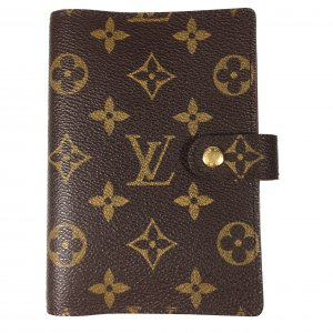 LOUIS VUITTON AGENDA FONCTIONNEL PM AUS MONOGRAM CANVAS