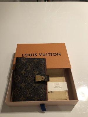 Louis Vuitton Agenda Partenaire