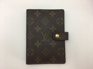 Louis Vuitton Agenda PM Timer Monogram