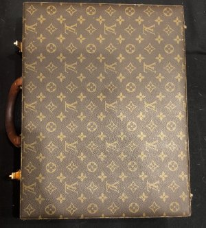 Louis Vuitton Valise brun