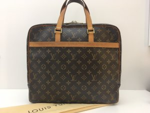 Louis Vuitton Maletín marrón