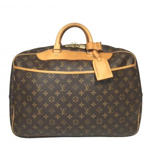 LOUIS VUITTON ALIZÉ 24 HEURES REISETASCHE AUS MONOGRAM CANVAS