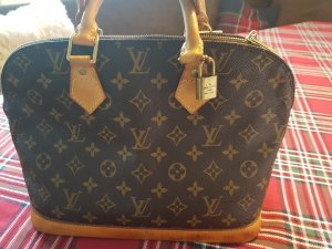 Louis Vuitton Handtas lichtbruin