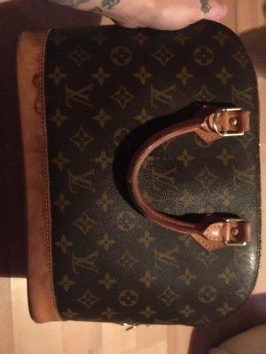 Louis Vuitton Sac à main marron clair
