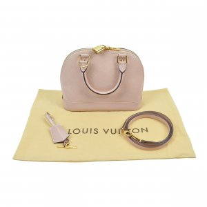 Louis Vuitton Alma BB Mon. Vernis Handtasche @mylovelyboutique.com