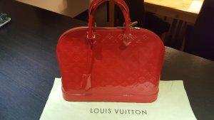 Louis Vuitton Alma MM Vernis