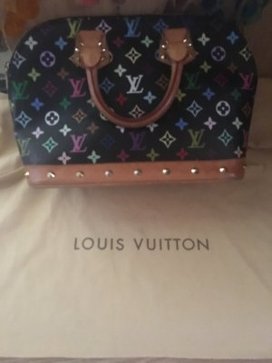 Louis Vuitton Alma multicolor