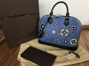 Louis Vuitton Bolso barrel multicolor Cuero