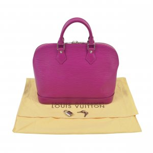 Louis Vuitton Alma PM Epi Leder Grenade @mylovelyboutique.com
